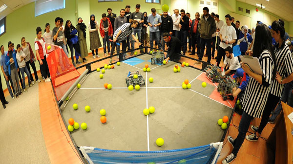 Vex Robotics competition 2015-2016